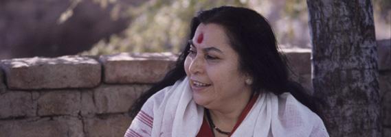 Shri mataji Nirmala Devi- founder of Sahaja Yoga